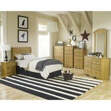 Oak Creek Headboard Bedroom Collection