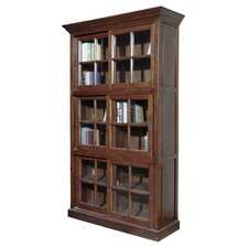 "Single Sliding Door 86"" Bookcase"