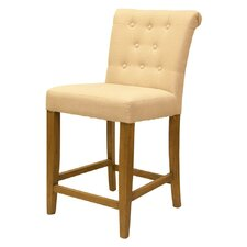 <strong>Furniture Classics LTD</strong> Linen Bar Stool