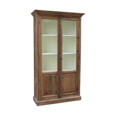 <strong>Furniture Classics LTD</strong> Single Willoughby Curio Cabinet