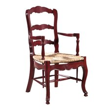 <strong>Furniture Classics LTD</strong> French Country Arm Chair (Set of 2)