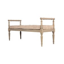 Mark's Wood Entryway Bench