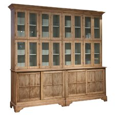 "20 Door 102"" Bookcase"