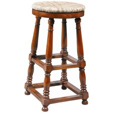 "Baluster 30"" Bar Stool"