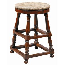 "Baluster 24"" Bar Stool"
