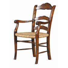 Caroline Distressed Arm Chair (Set of 2)