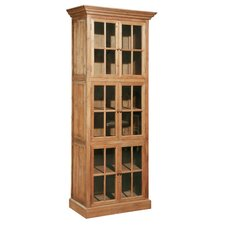 "Fir Single Stack 84"" Bookcase"