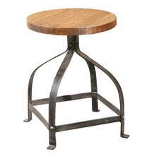 "Bleecker Recycled 20"" Adjustable Bar Stool"
