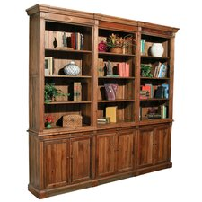 "<strong>Furniture Classics LTD</strong> Old Fir Grand 96.5"" Bookcase"