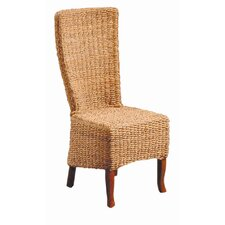 <strong>Furniture Classics LTD</strong> Madura Wicker Parson Chair
