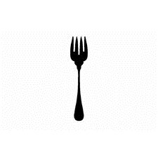Thule Fish Serving Fork