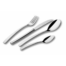 Swing 24 Piece Cutlery Canteen Set in Mirror