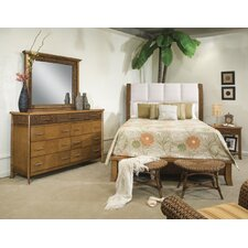 <strong>Acacia Home and Garden</strong> Hamptons Panel Bedroom Collection