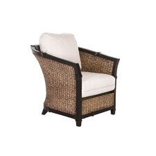 <strong>Acacia Home and Garden</strong> Bayshore Fabric Lounge Chair