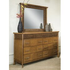 Hamptons 9 Drawer Dresser