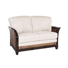 <strong>Acacia Home and Garden</strong> Bayshore Upholstered Loveseat