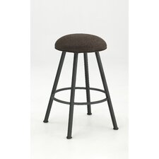 <strong>Iron Mountain</strong> Quinn Backless Barstool