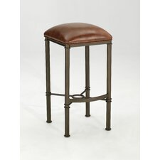 "<strong>Iron Mountain</strong> Cayson 30"" Swivel Bar Stool with Cushion"