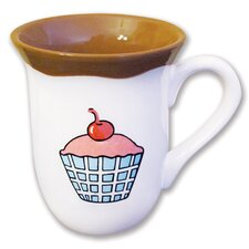 Everyday Cupcake Mug (Set of 4)