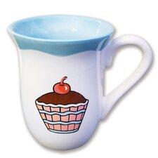 Everyday Cupcake Ruffles Mug