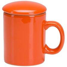 Teaz Cafe 11 oz. Infuser Mug