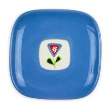 "Jardin 7"" Plate (Set of 4)"