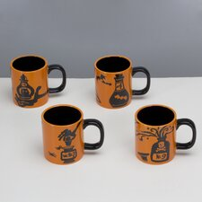 Potion 9 Mug (Set of 4)