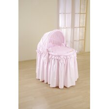 Sweety Full Length Hood Crib in Pink