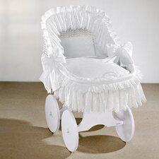 Duchesse Nostalgic Crib in White