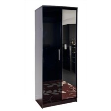 <strong>Altruna</strong> Chester 2 Door Mirrored Wardrobe