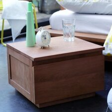 La Toma Oak Bedside Table