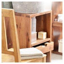 Quadro Palisander Vanity Cabinet Solo