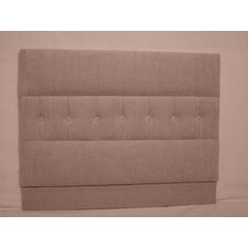 Deep Buttoned Three Paneled Headboard