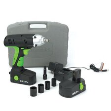 19.2V Impact Wrench Kit in Black