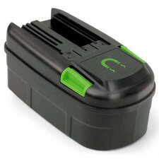 19.2V Heavy Duty Replacement Battery in Green