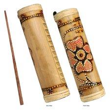 Bamboo Guiro Shaker