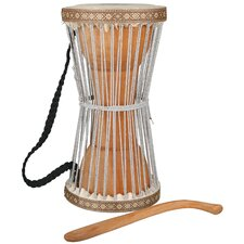 <strong>The Drum Works</strong> Medium Talking Drum
