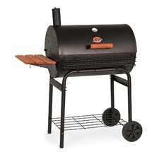 "30.5"" Pro Deluxe Charcoal Grill"