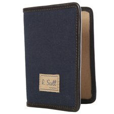 R. Scott Passport Cover