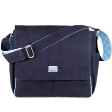 <strong>Ame & Lulu</strong> Messenger Diaper Bag