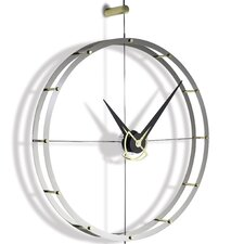 Doble O Wall Clock