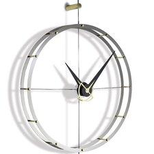 Doble O Wall Clock