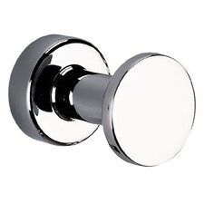 Tecno Project Robe Hook in Chrome