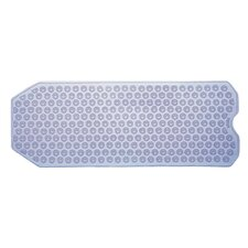 Funky Bubble Corner Shower Mat