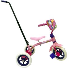 Galactic Tricycle with Push Handle