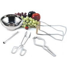 <strong>Cook N Home</strong> 5 Piece Canning Tool Set