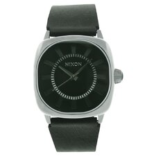 Men's Revolver Watch with Black Dial
