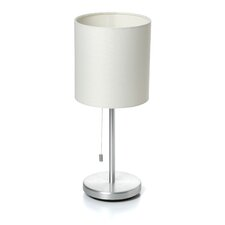 "Sendo 14"" H Table Lamp with Drum Shade"