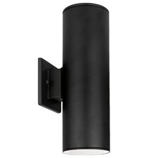 Ascoli 2 Light Outdoor Wall Sconce