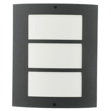 City 1 Light Wall Sconce